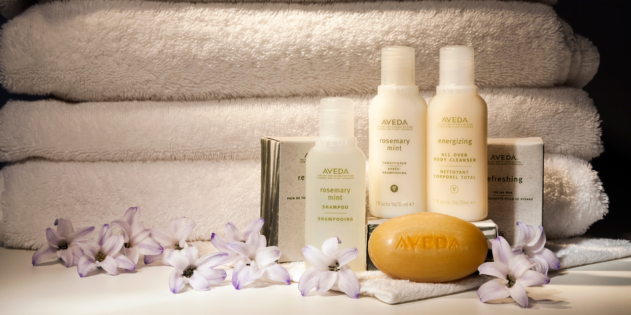 luxury bathroom amenities aveda toiletries