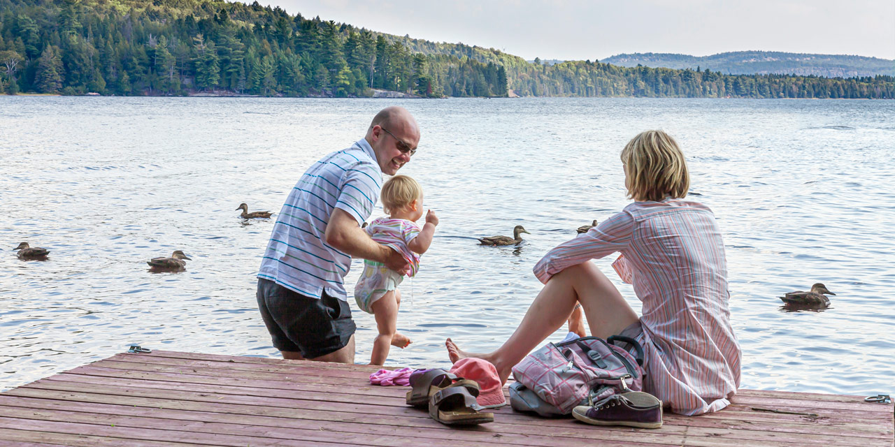 family children resort lakeside at killarney lodge