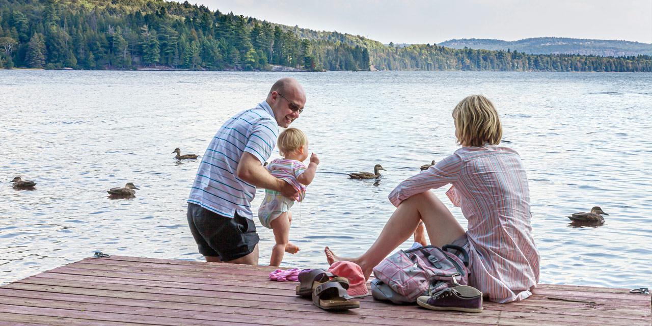 family children resort lakeside at killarney lodge