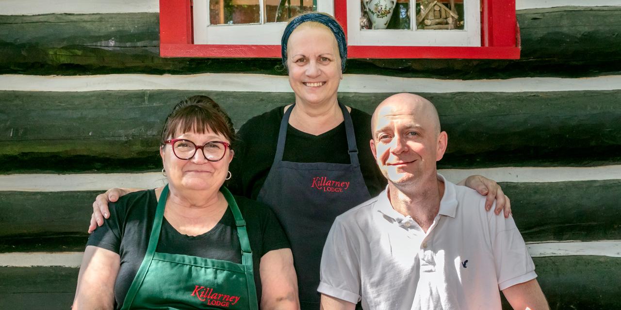 cooks of fine food in algonquin park